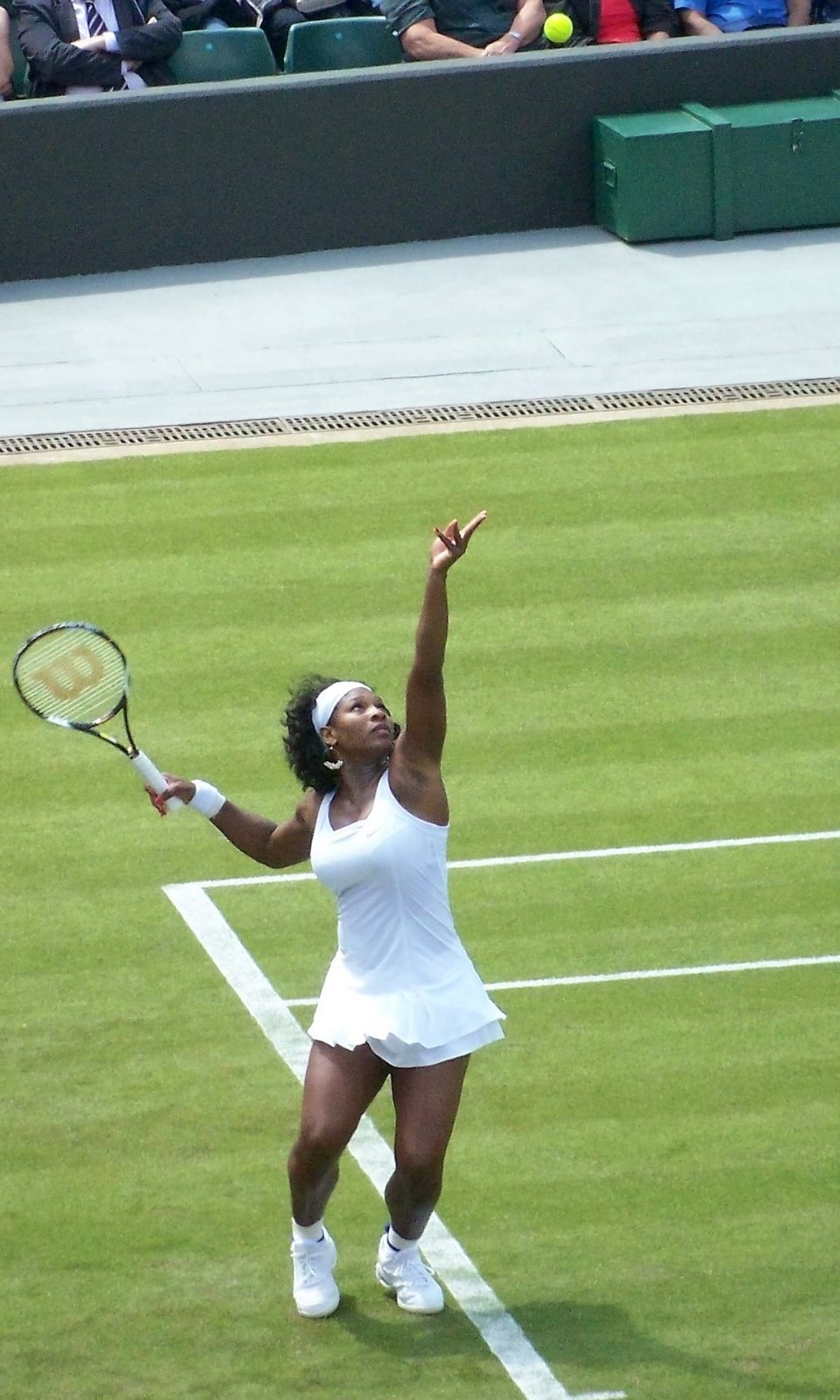 Fast Serve Serena