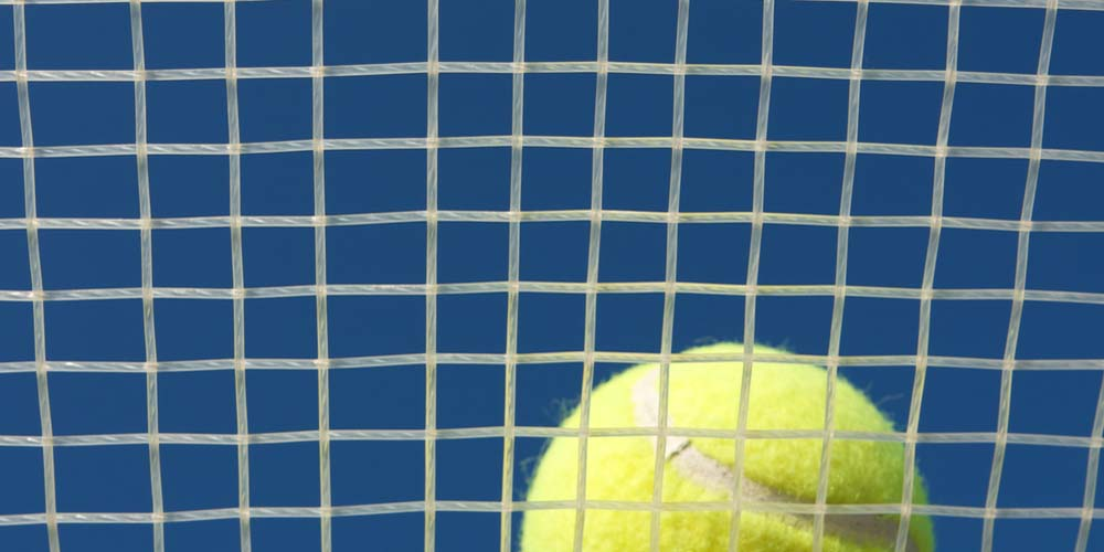 What Are Tennis Racket Strings Made of