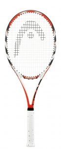 tennis-racquet-for-beginners-HEAD MicroGel Radical Head