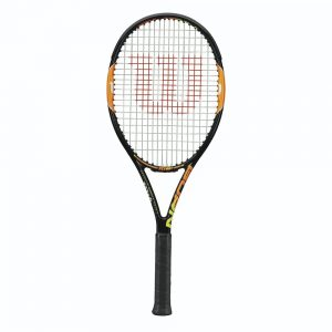 tennis-racquet-for-beginners-Wilson Burn 100 Team